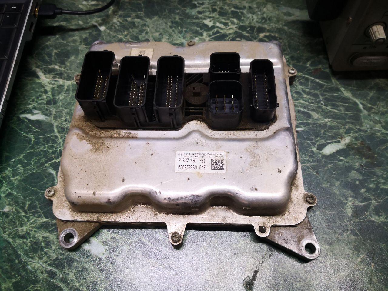 Блок управления двигателем BMW F10