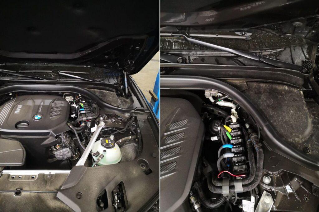 Чип тюнинг BMW G30 20d