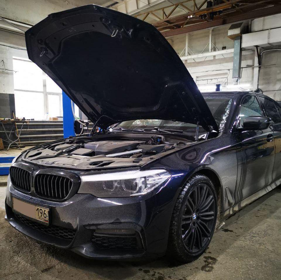 Чип тюнинг BMW G30 520i, BMWupgrade Екатеринбург