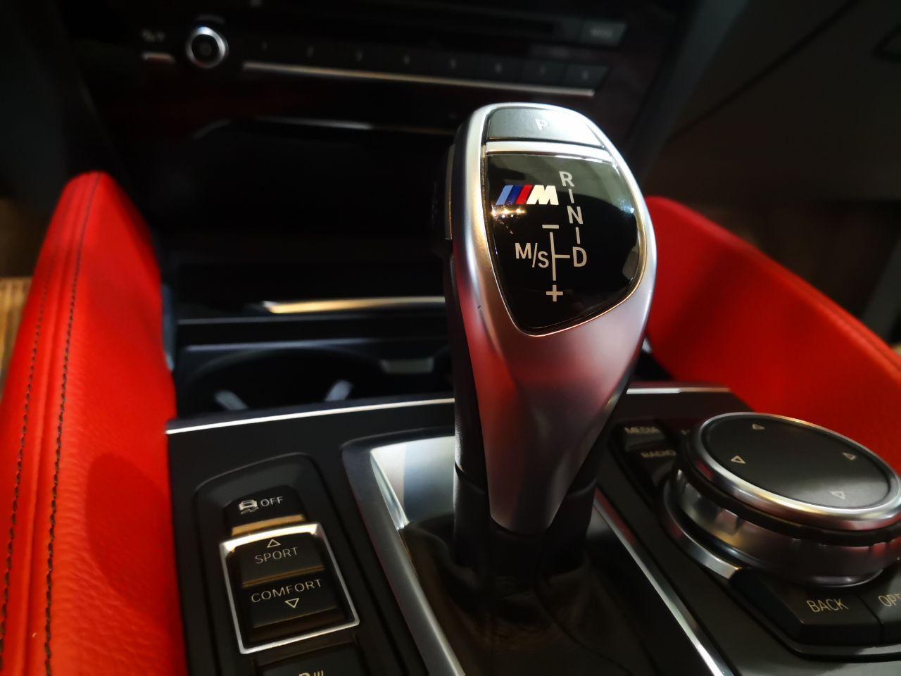 ручка переключения передач и шайба iDrive, x6m