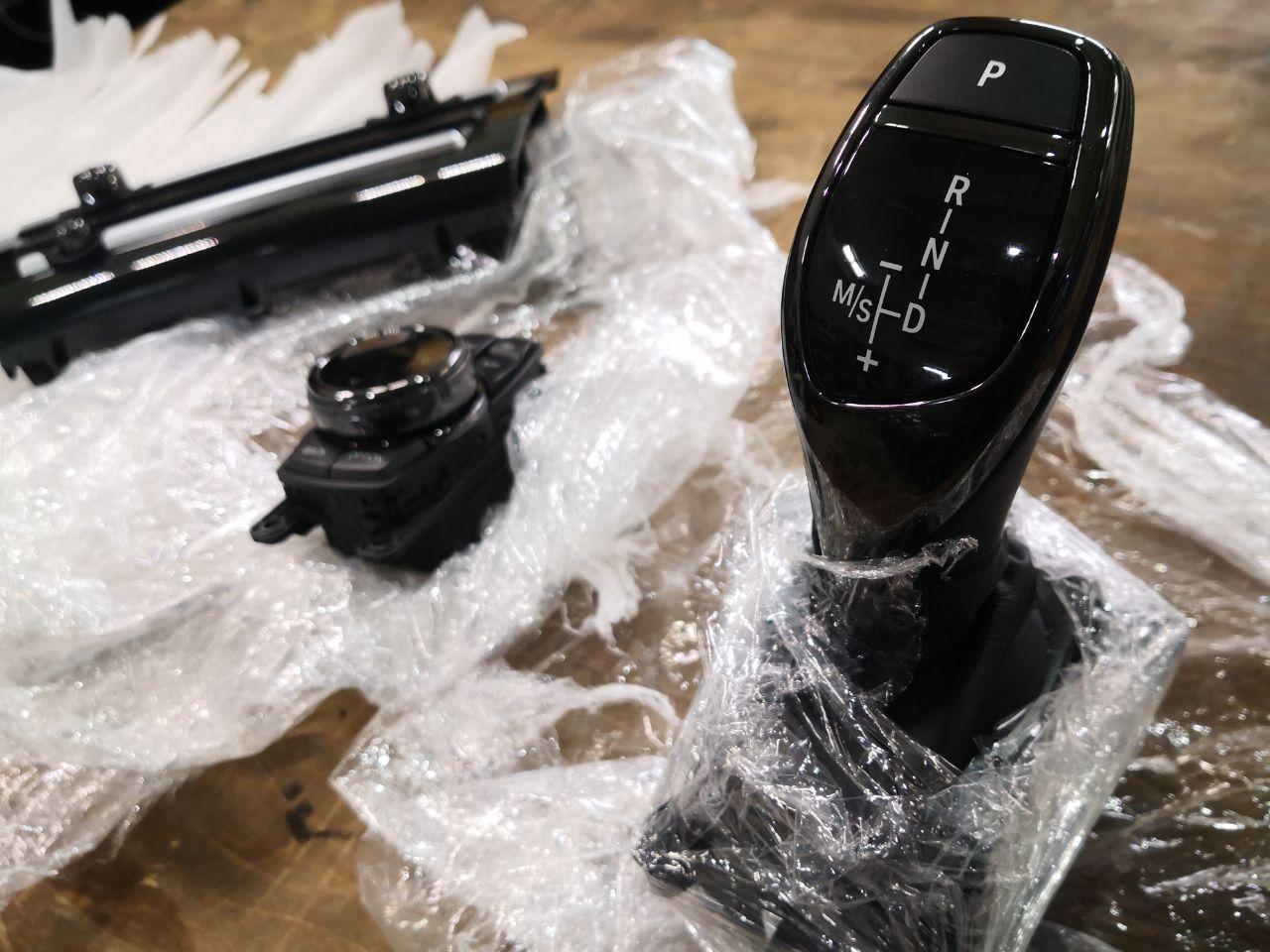 Новая керамическая ручка переключения передач
