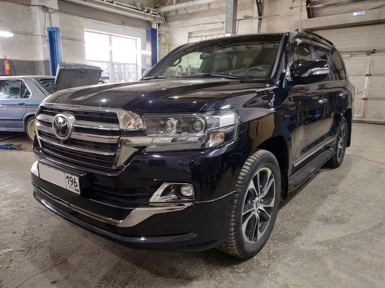 Land Cruiser 200 4.5 дизель