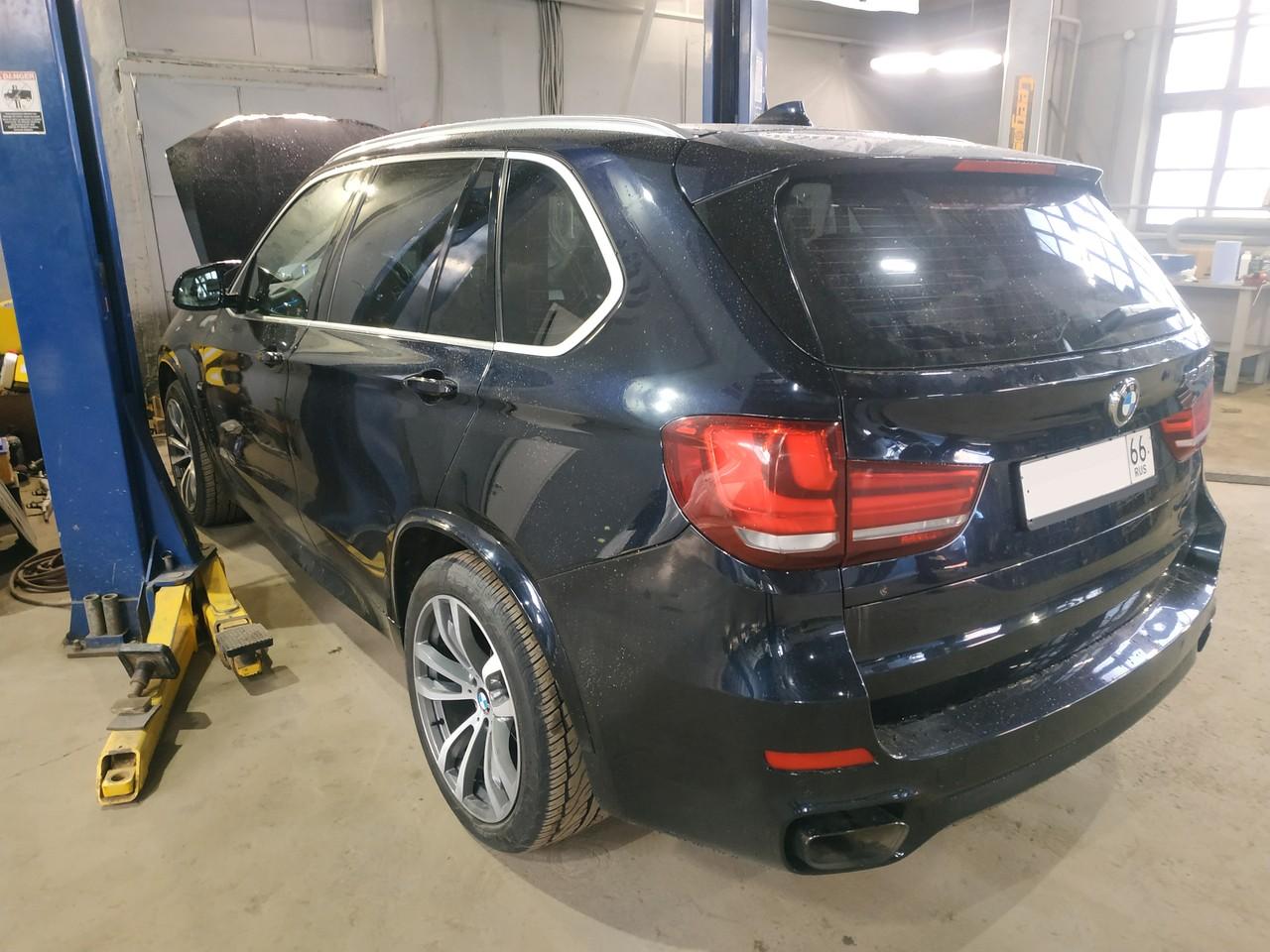BMW X5 F15 M50d 2015