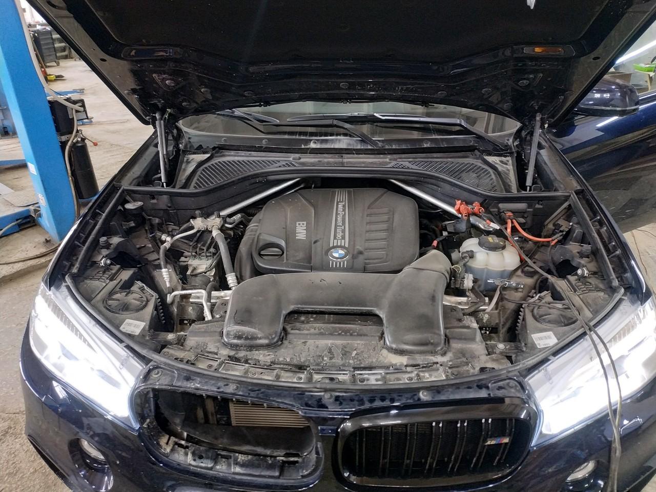 чип тюнинг, двигатель X6 F16