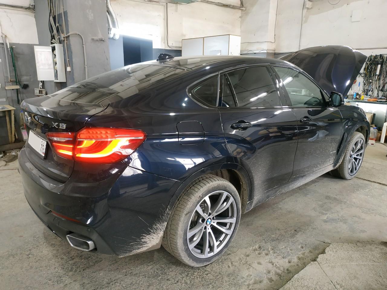 BMW X6 F16 40d