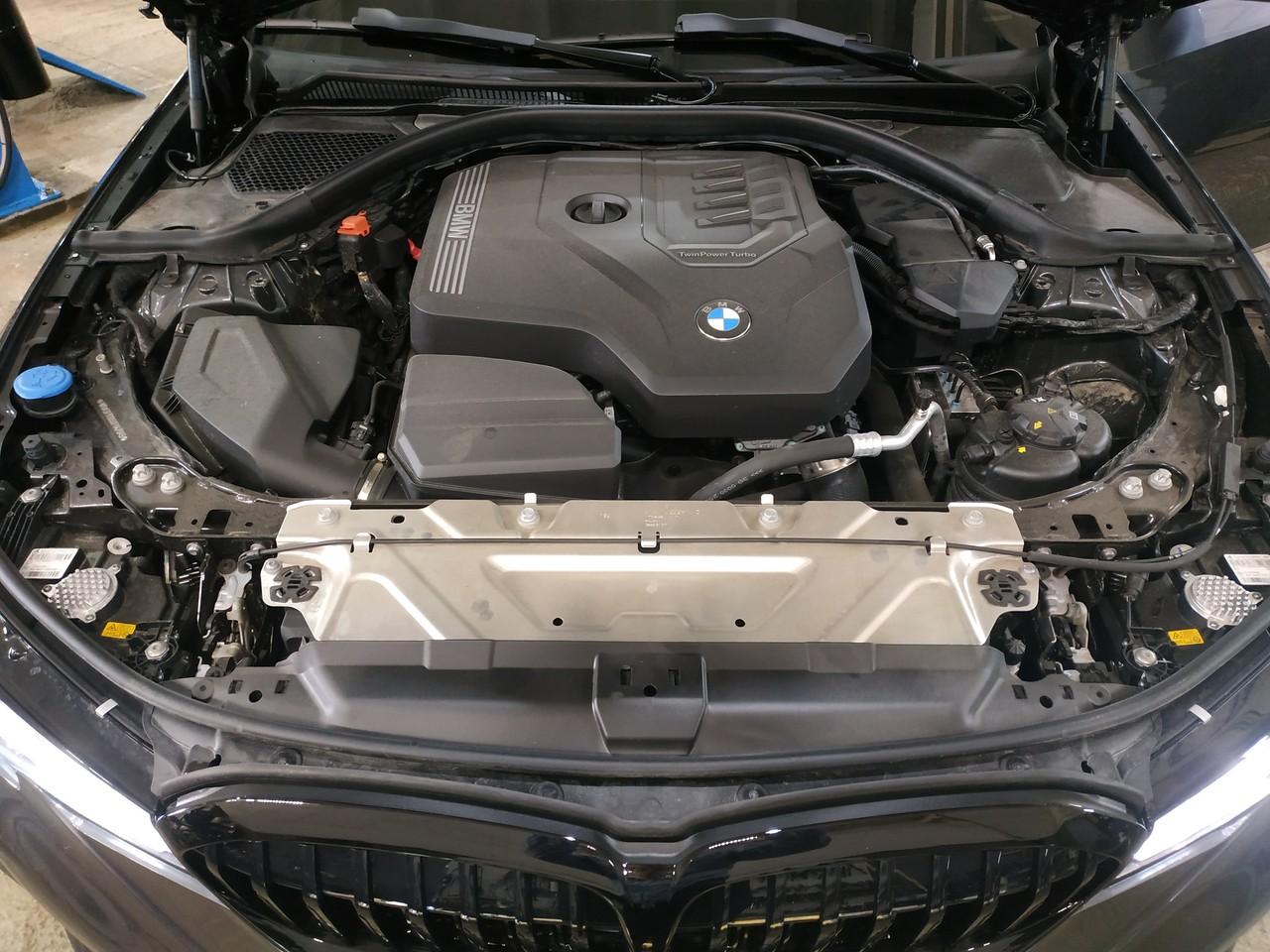чип тюнинг BMW G20 320i