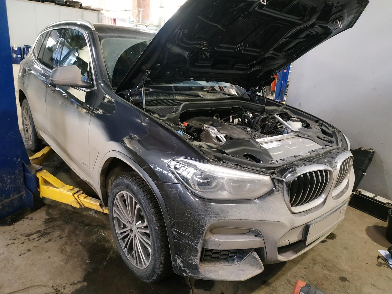 BMW X3 G01 30d XDrive