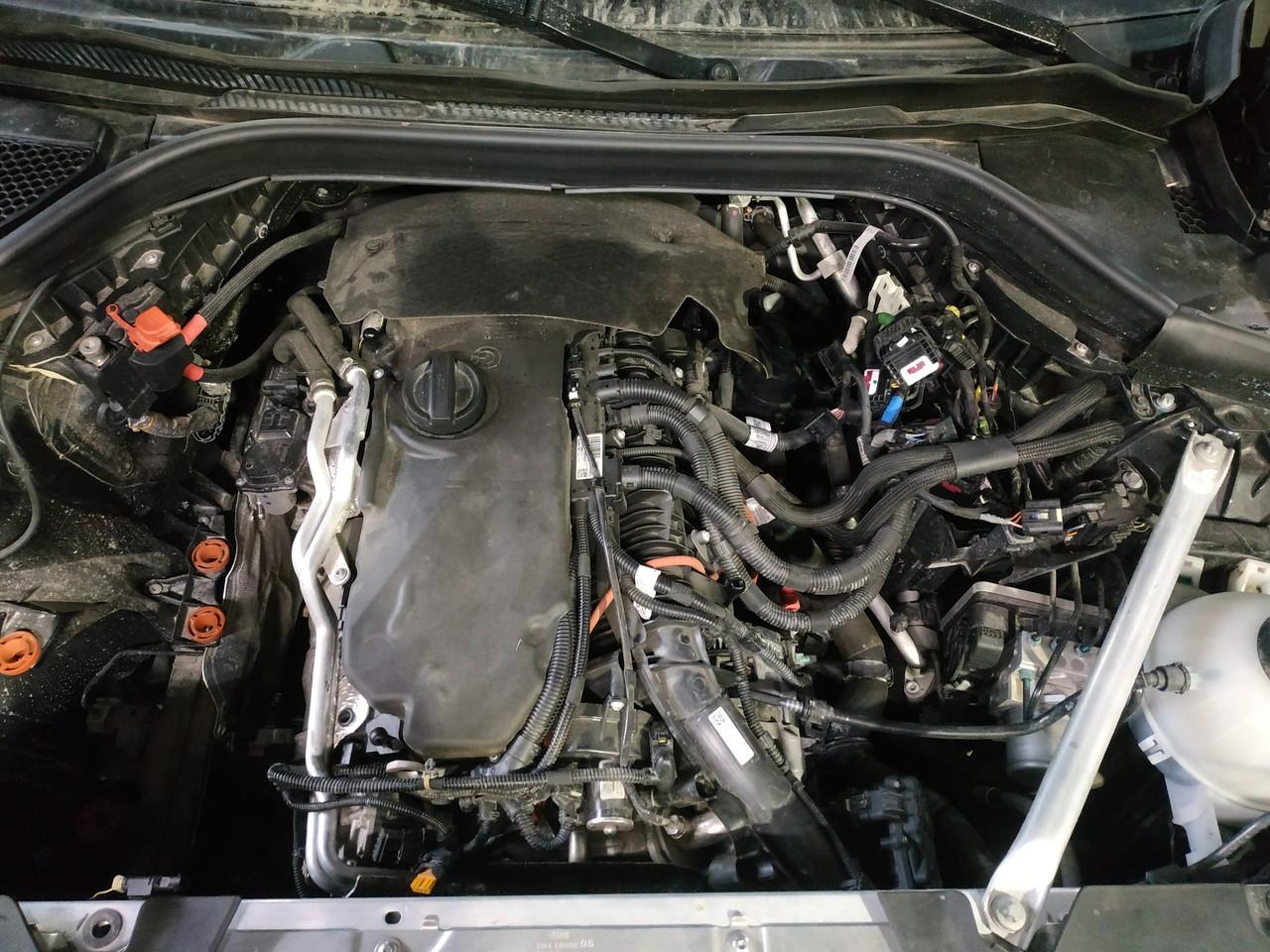 двигатель B57, BMW X3 G01 30d