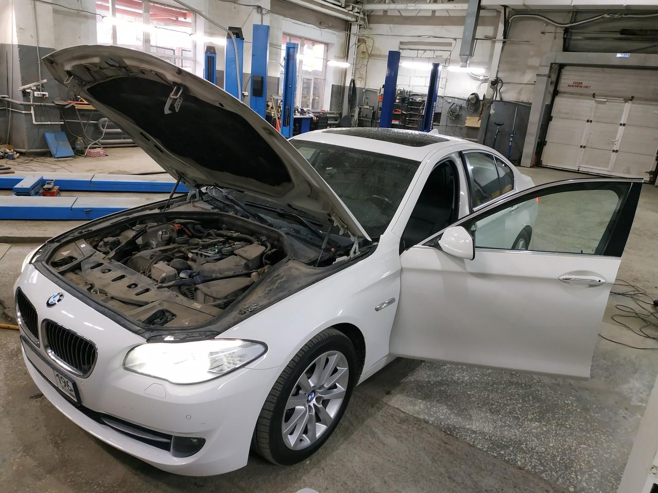 BMW F10 528i 2010 г.в.