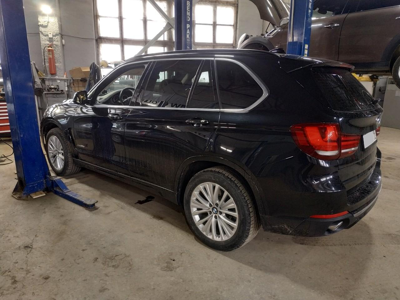 BMW F15 3.0d
