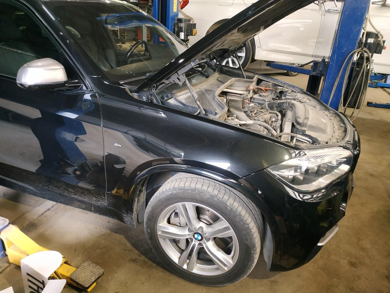 BMW X5 F15 M50d