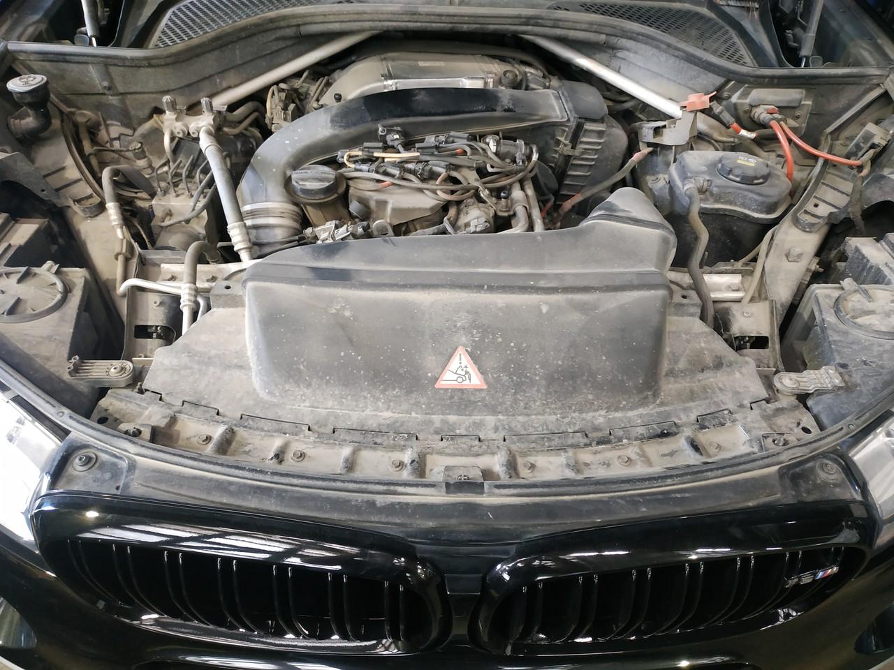 двигатель N57