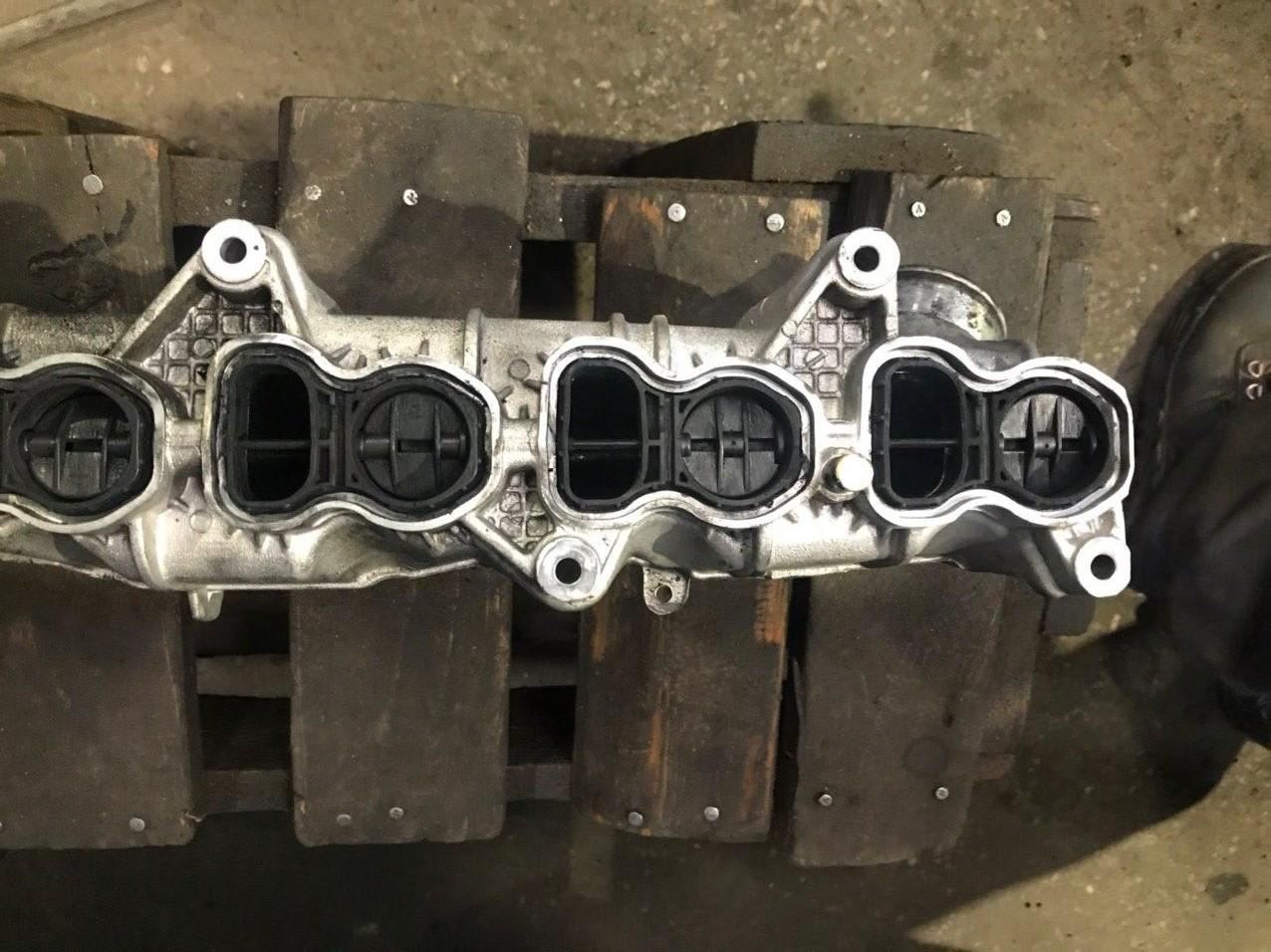замена подушек двигателя bmw x5