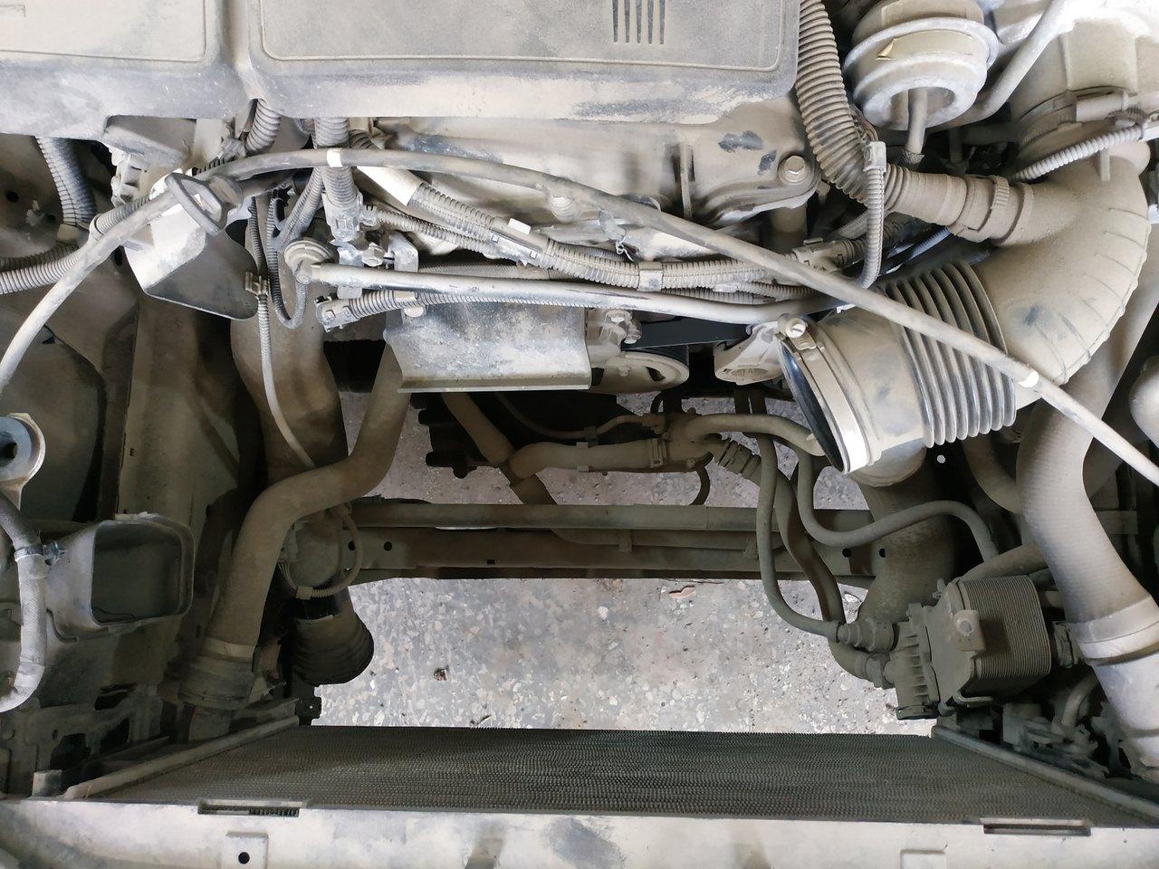 радиатор BMW F20