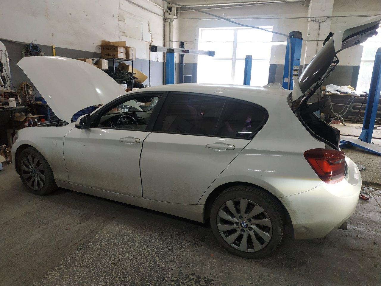 BMW 1 серии F20 116i