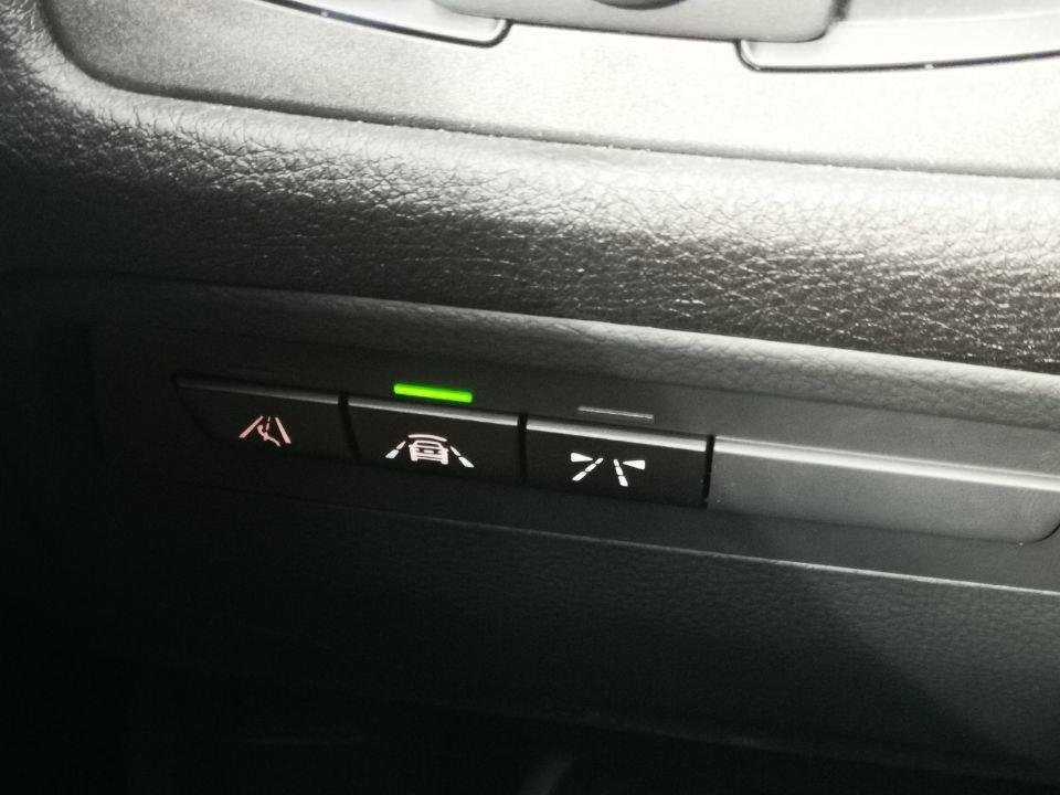 кнопки включения выключения помощи водителю, KAFAS