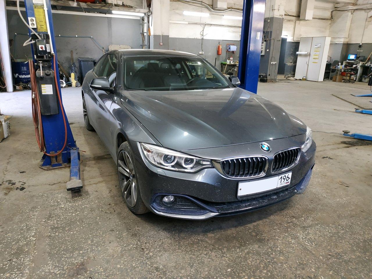 BMW F32 420i