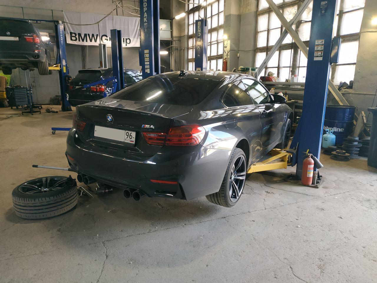 BMW M4 F28 2016