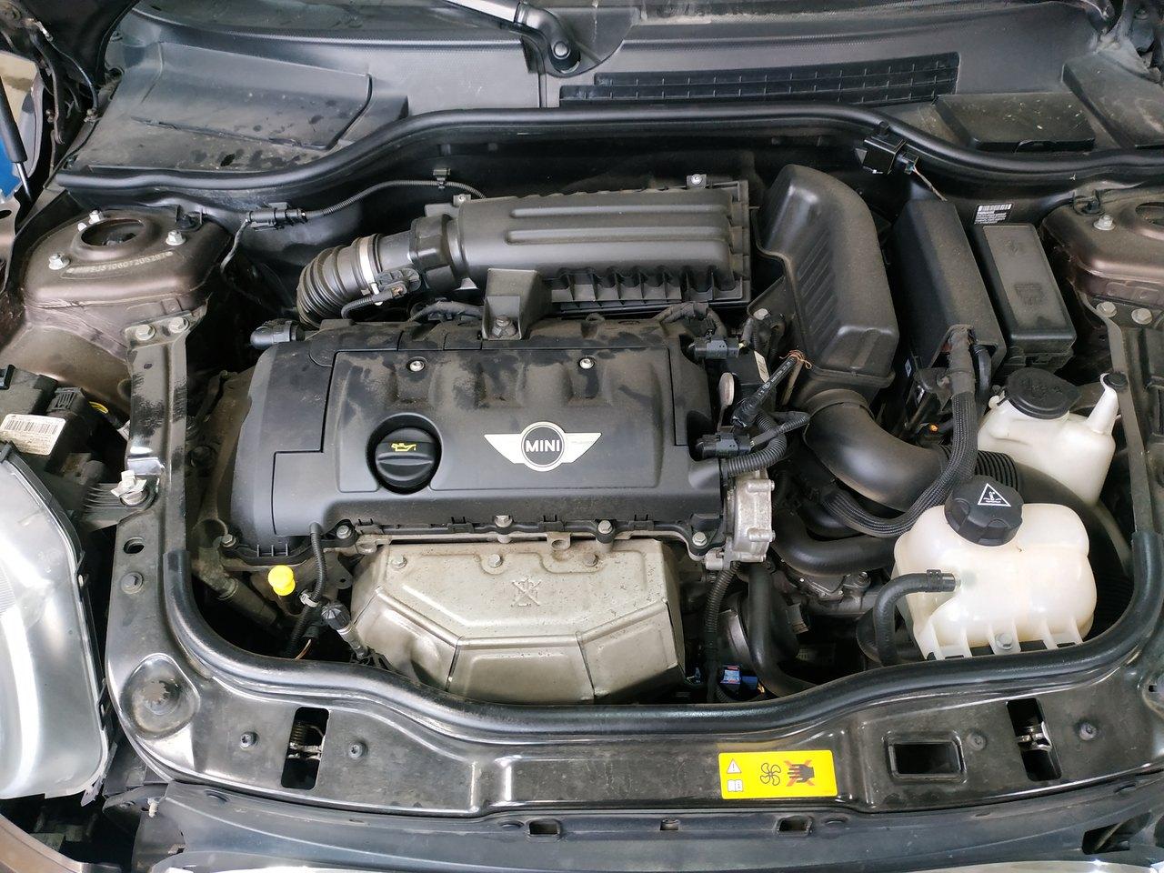 двигатель N16, MINI Cooper R56