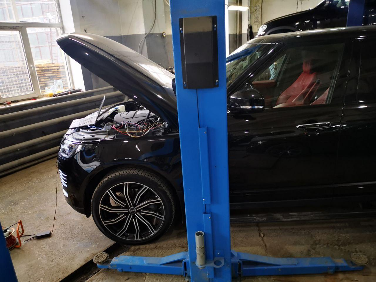 Range Rover Sport 3.0
