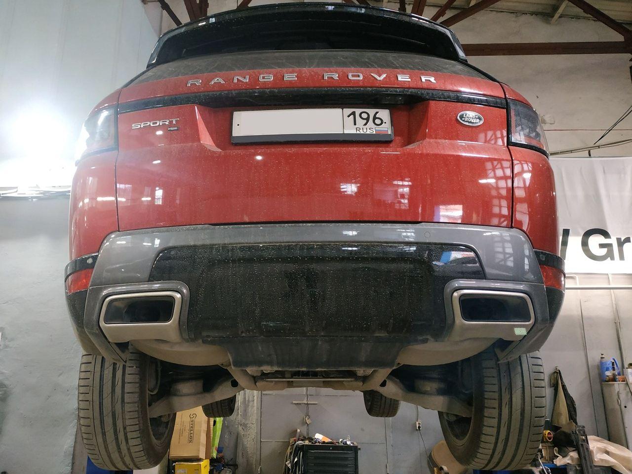 Range Rover Sport II 3.0 TDV6 2019
