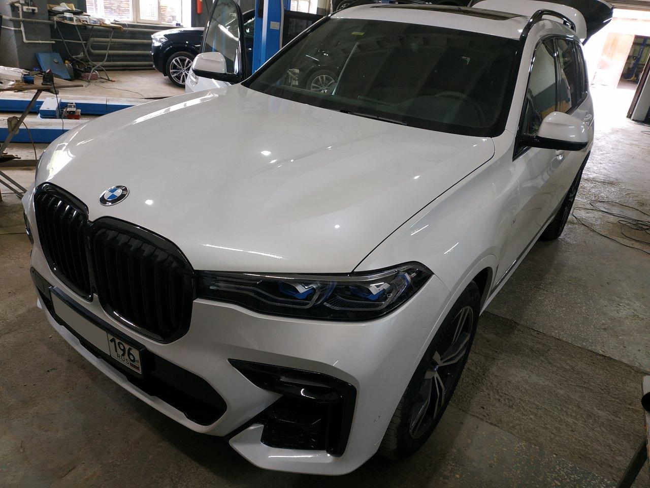 BMW X7 G07 30d