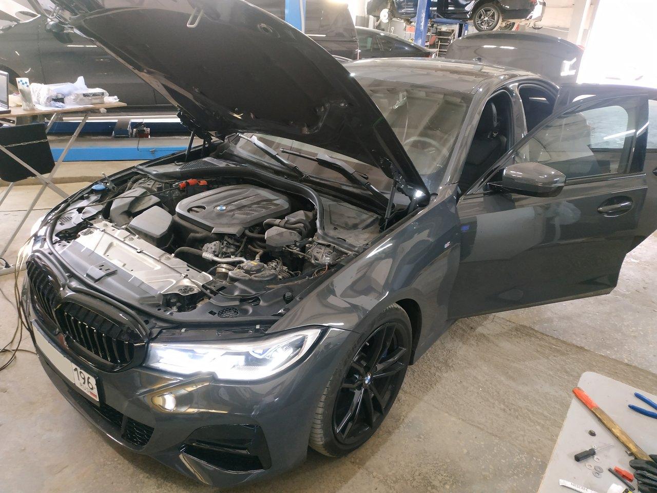 BMW G20 2020 г.в.