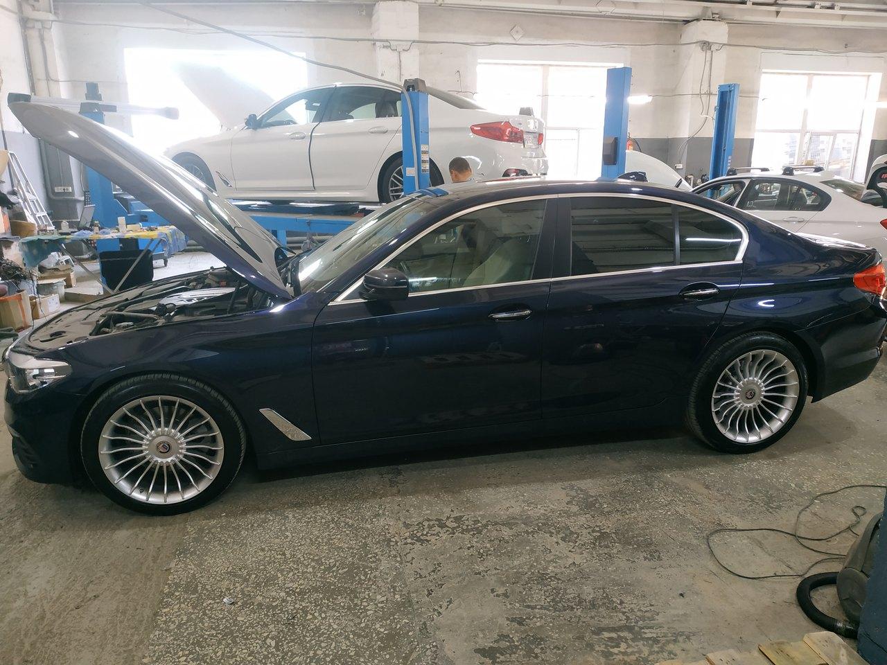 BMW G30 520d 2017 г.в.