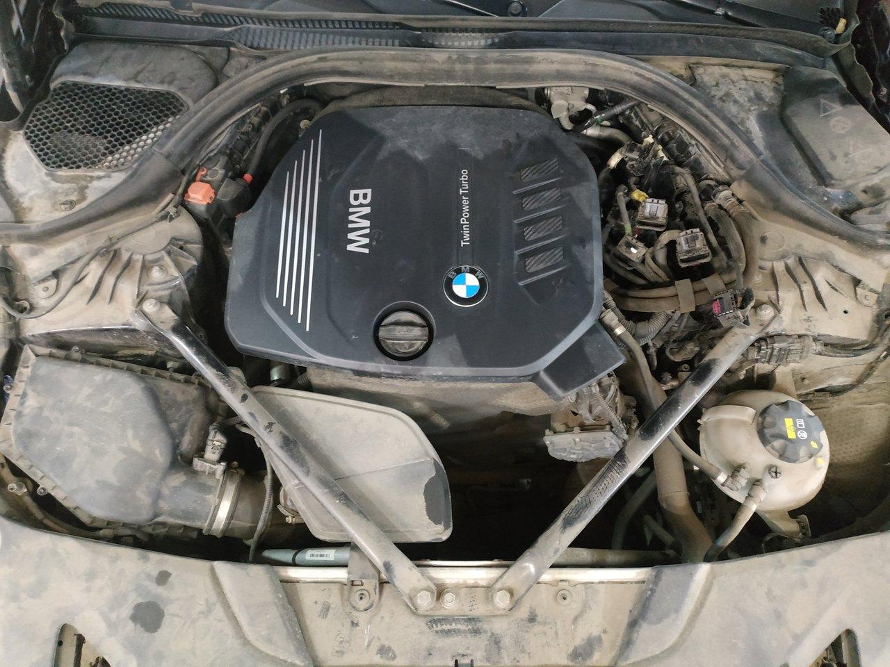 двигатель B47 190 л.с. в стоке
