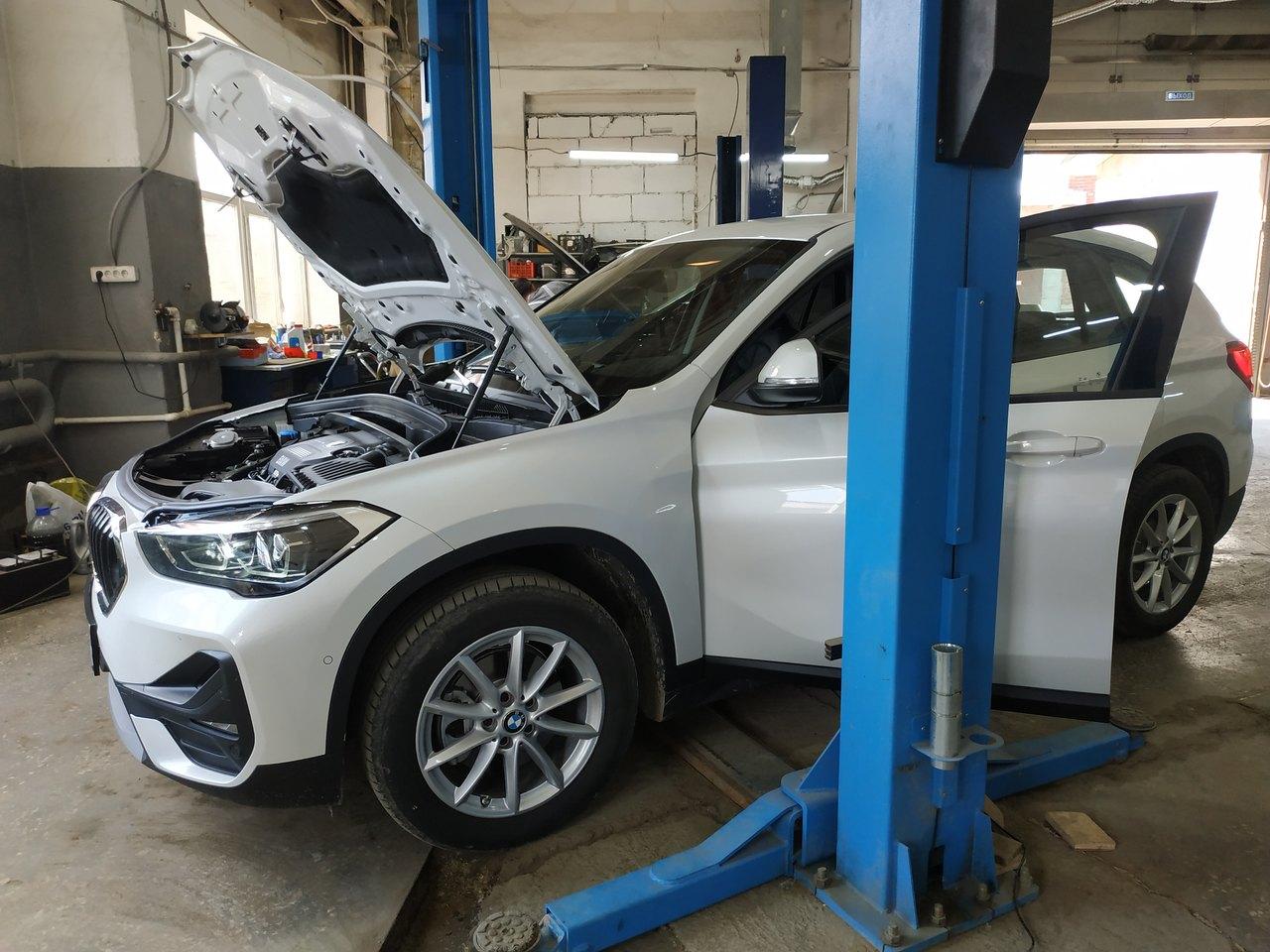 BMW X1 F48 1.8d