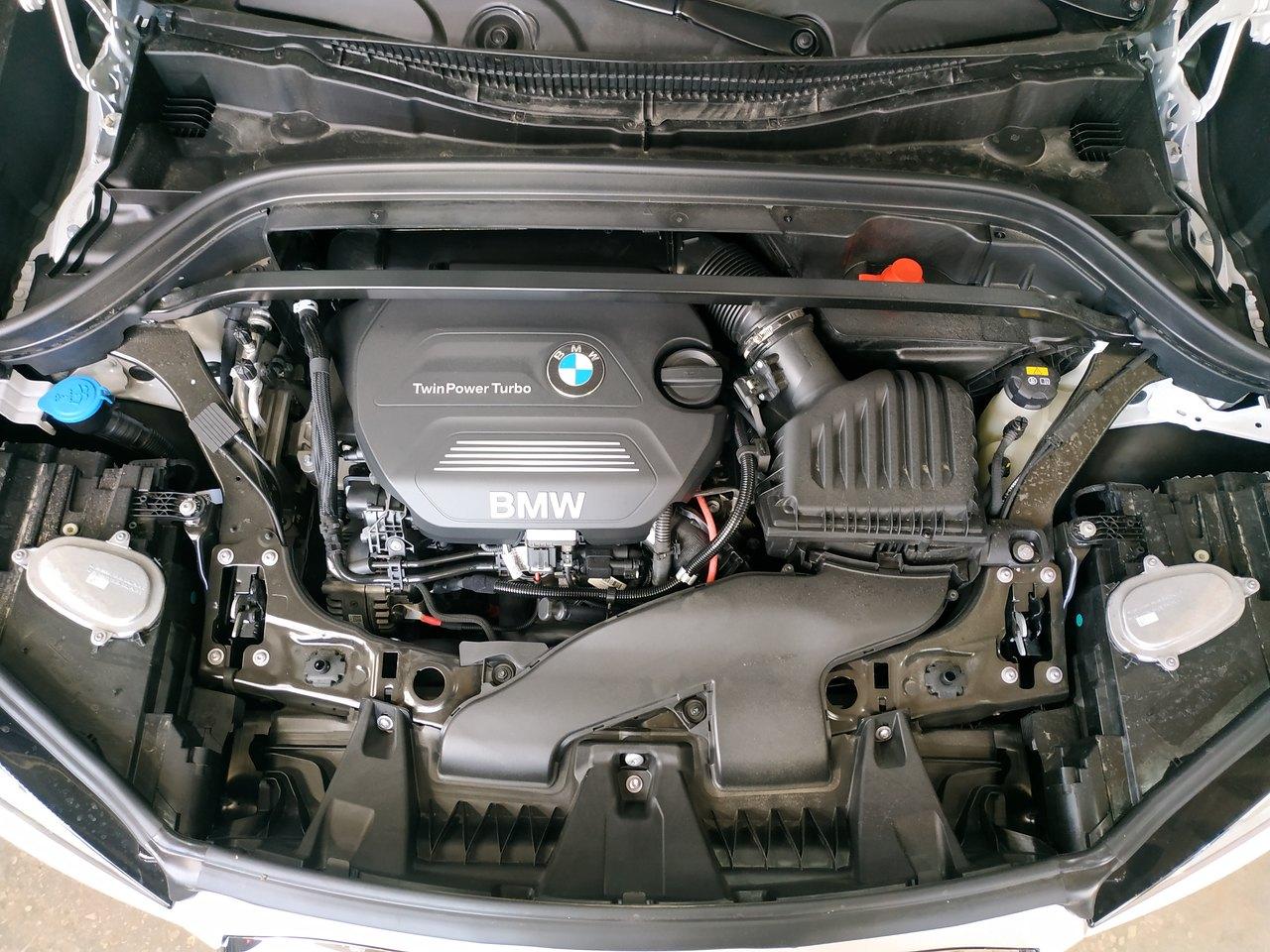 Двигатель B47, чип тюнинг с 150 л.с. до 190 л.с.