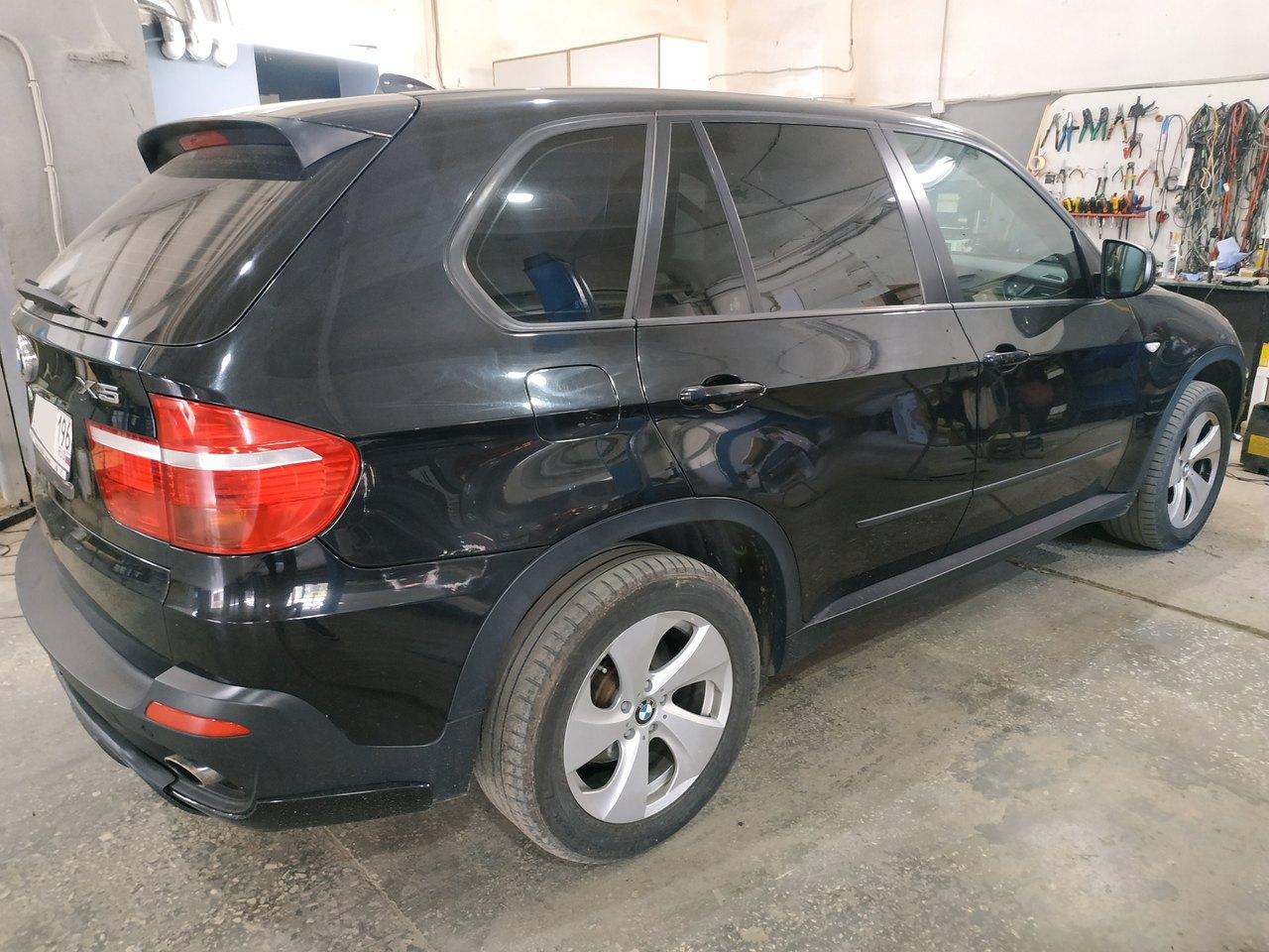 X5 E70 2008