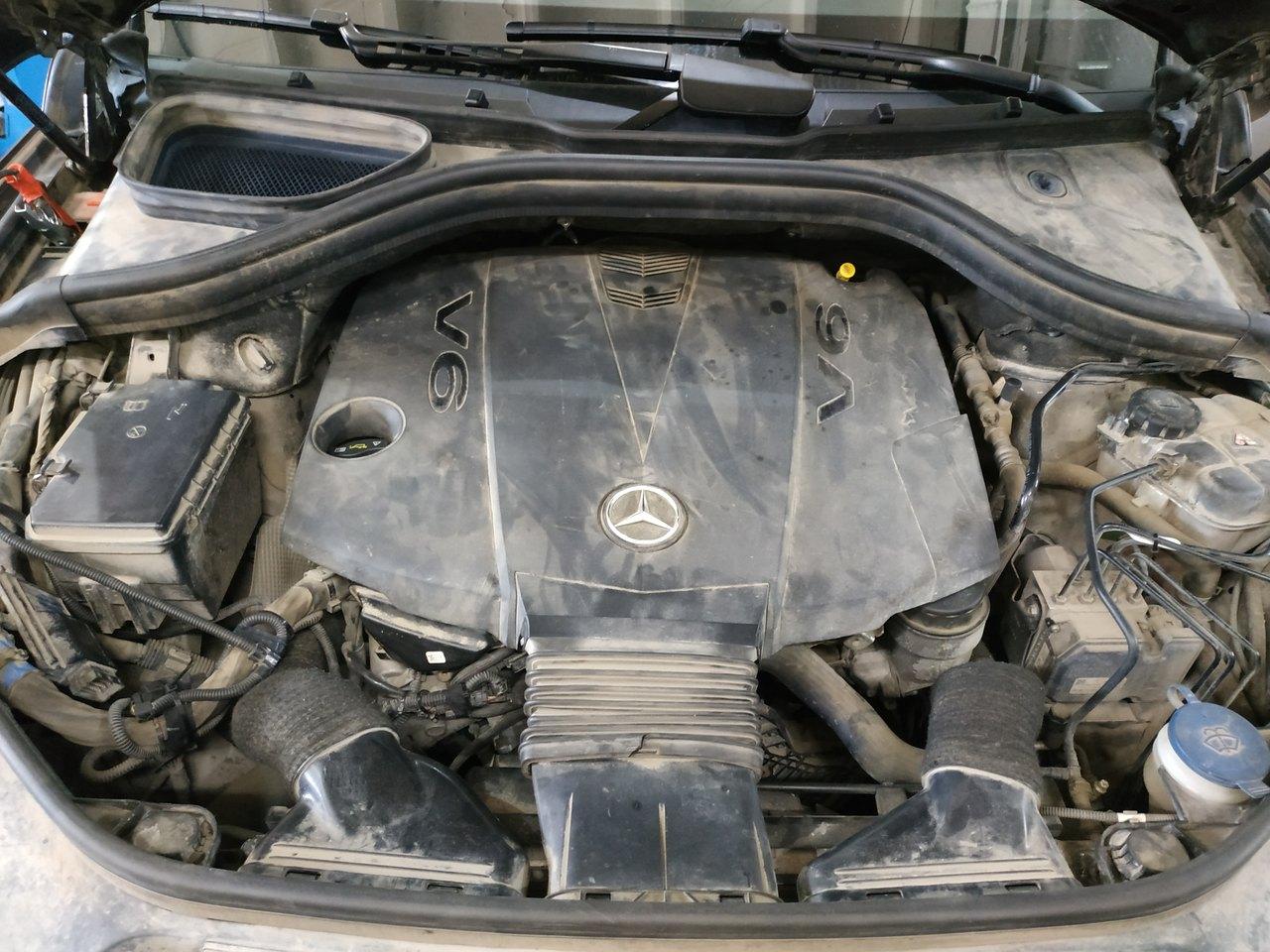 двигатель V6, дизель 3.0