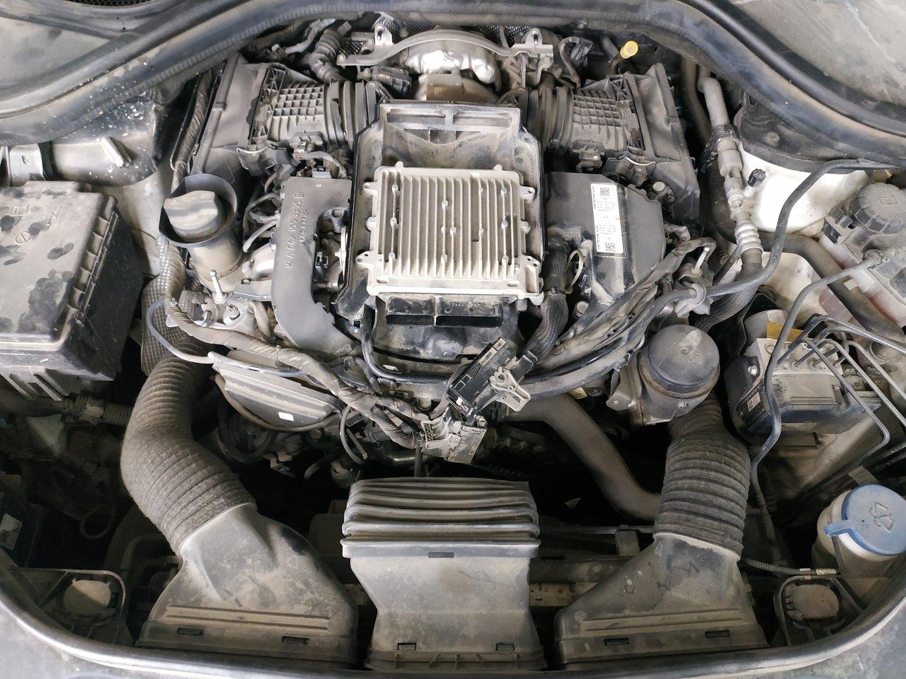 двигатель CDI 3.0 л