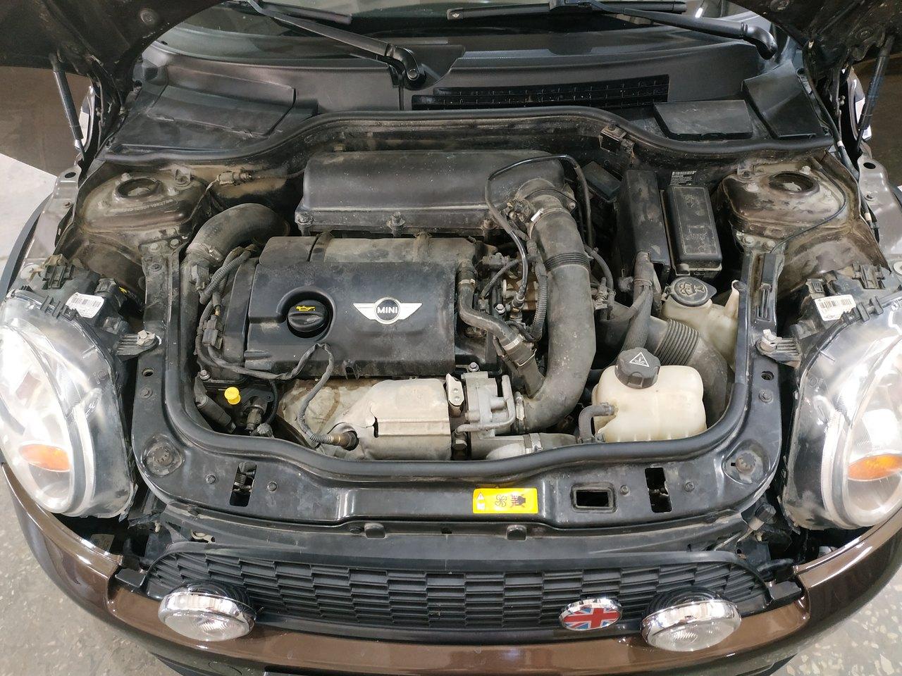 Двигатель N18, диагностика