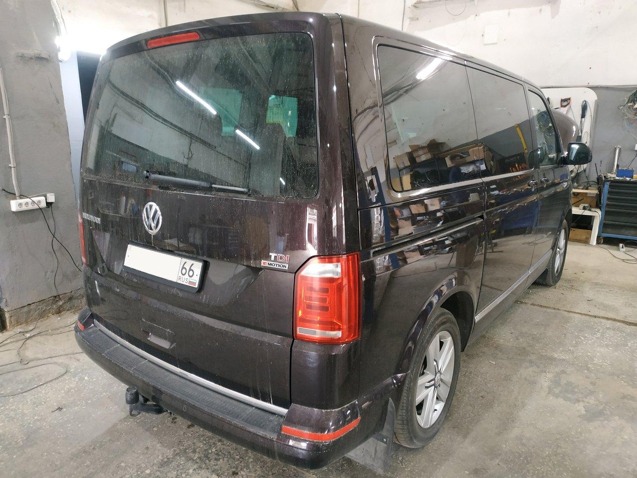 VW Multivan T6
