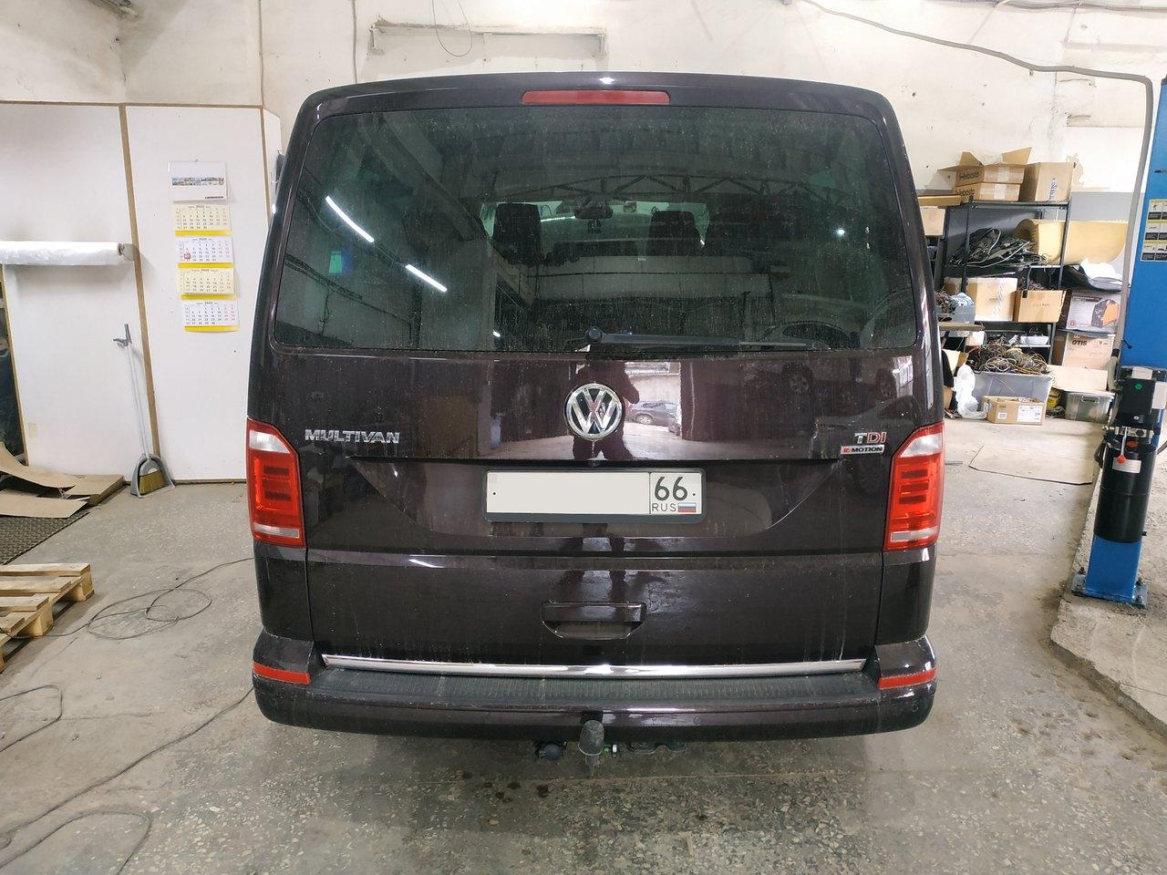 Volkswagen Multivan T6 2017