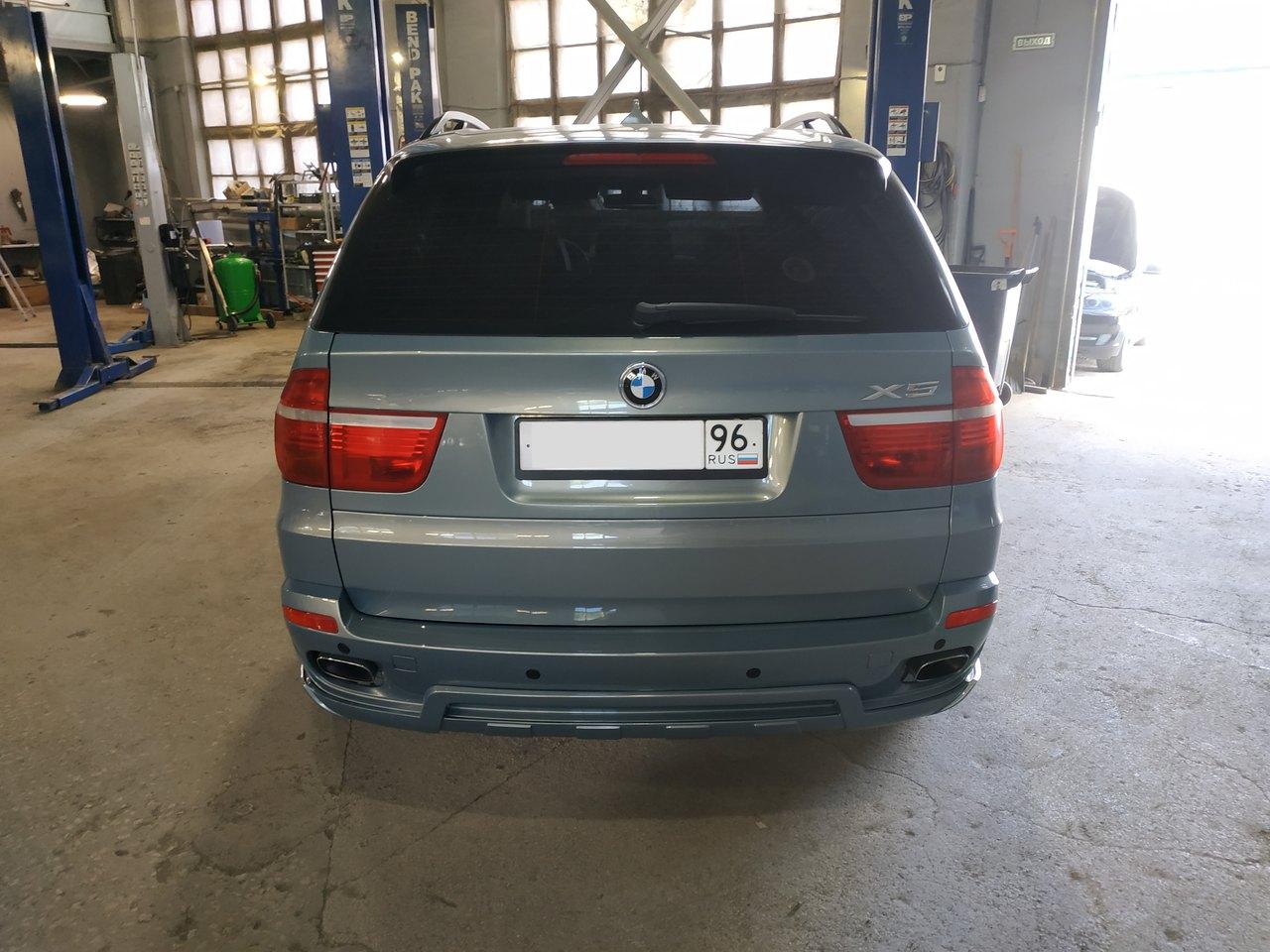 BMW X5 E70 4.8