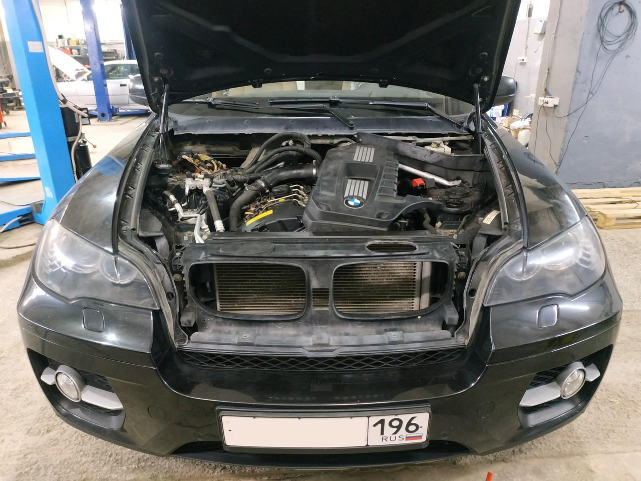 X6 E71 35i