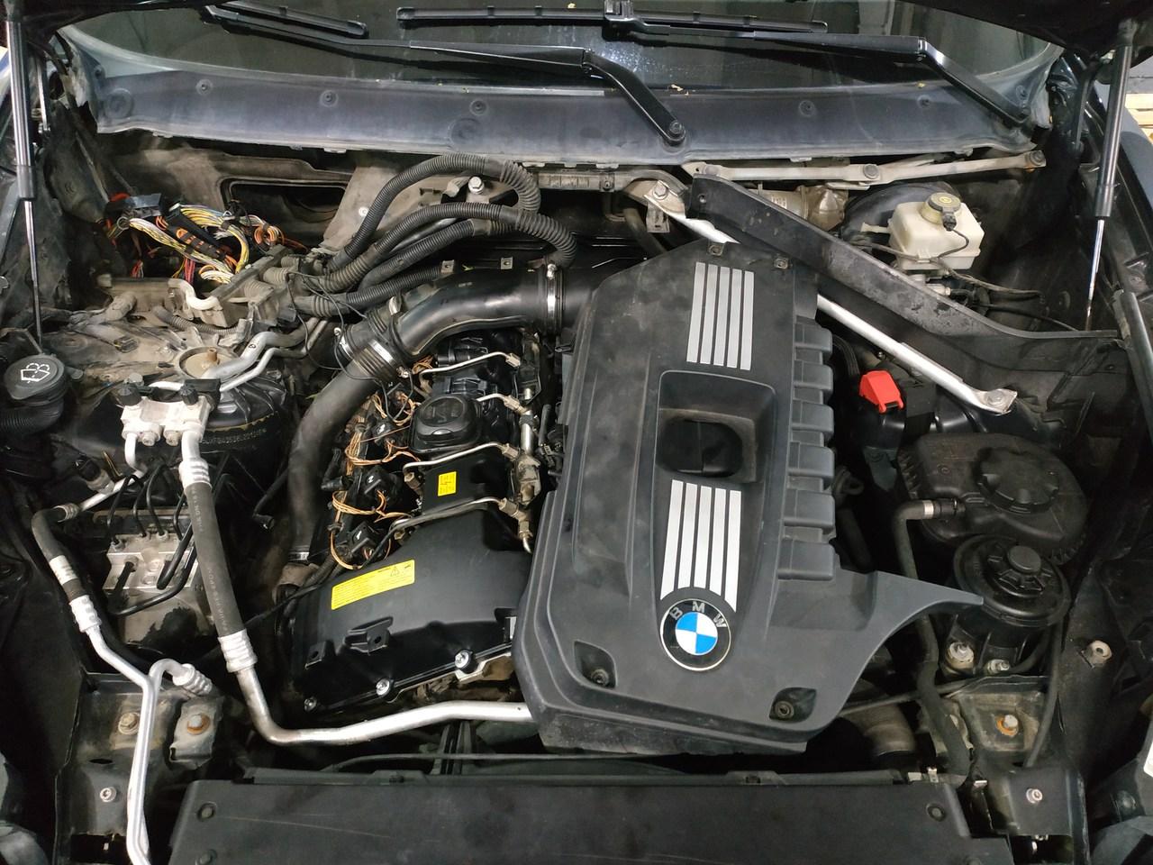 двигатель N54