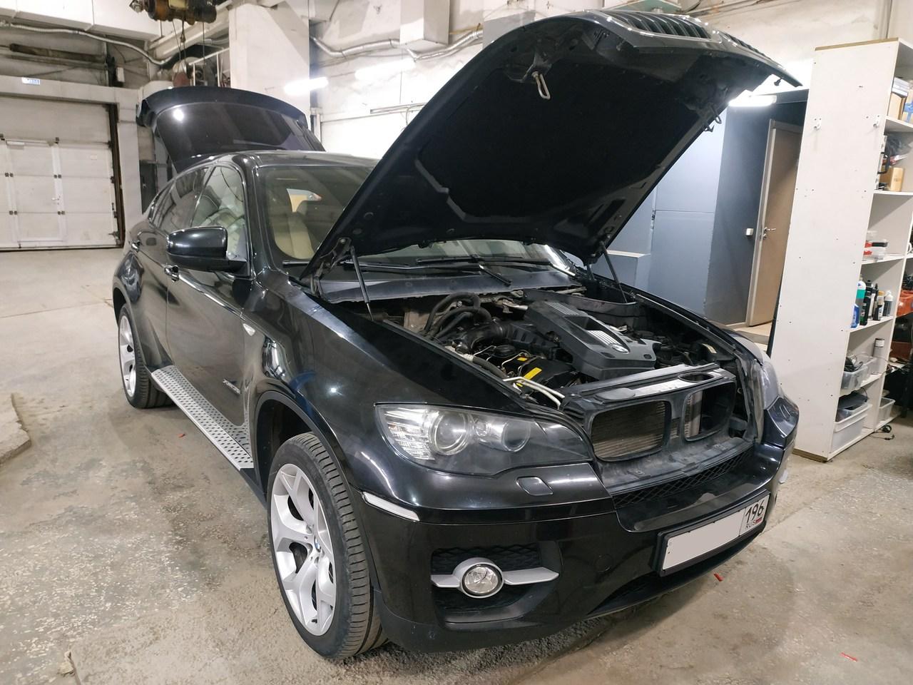BMW X6 E71 2008