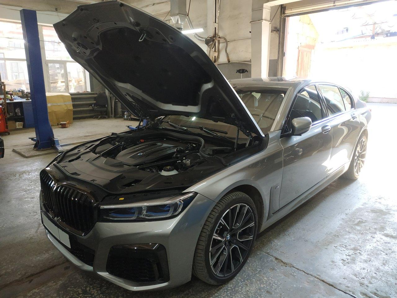 BMW 7 series G11 730d 2020