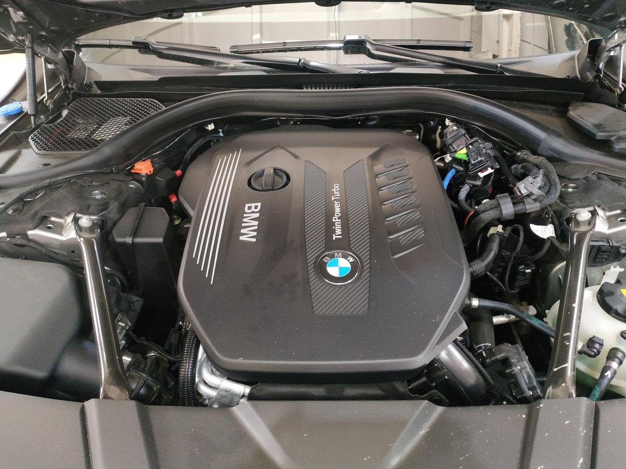 чип тюнинг BMW G11 730d