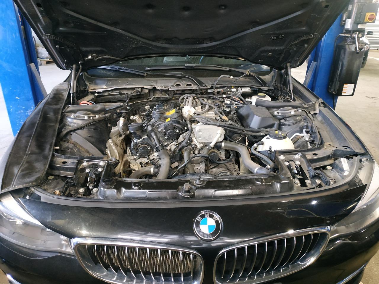 F34 GT 320i, двигатель N20