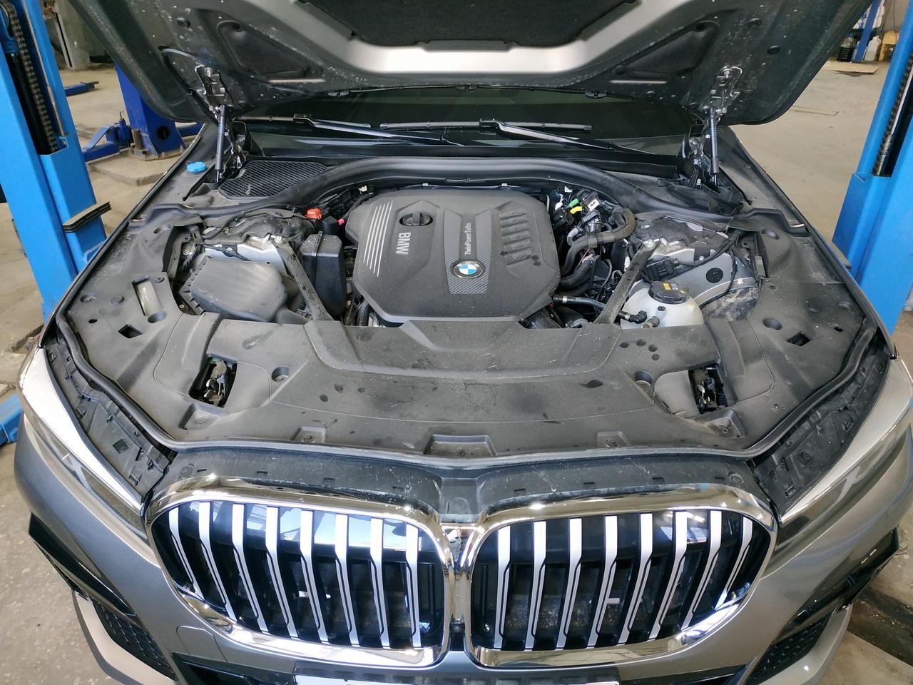 чип тюнинг BMW 730d