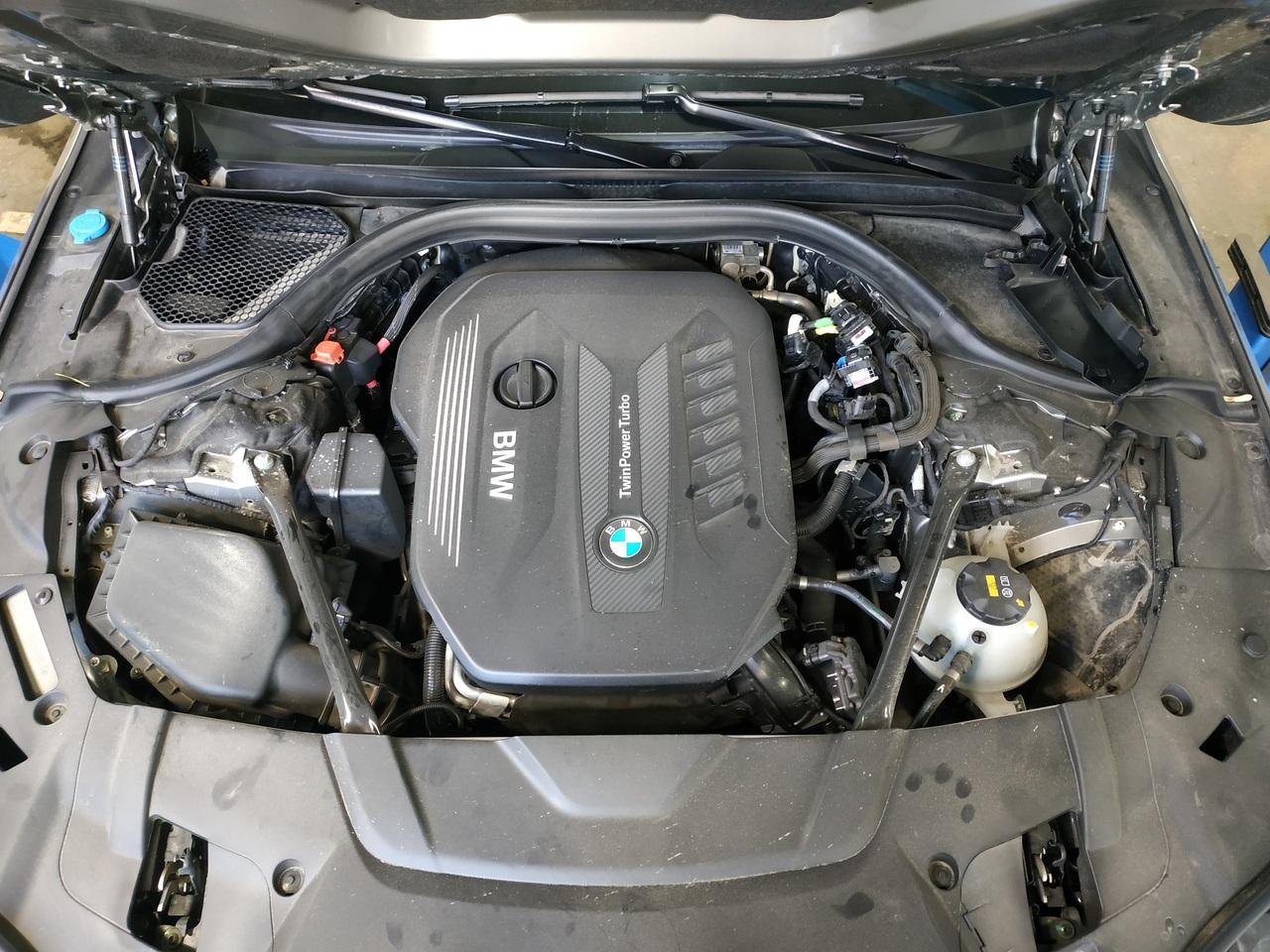 двигатель N57, N57D30, 730d