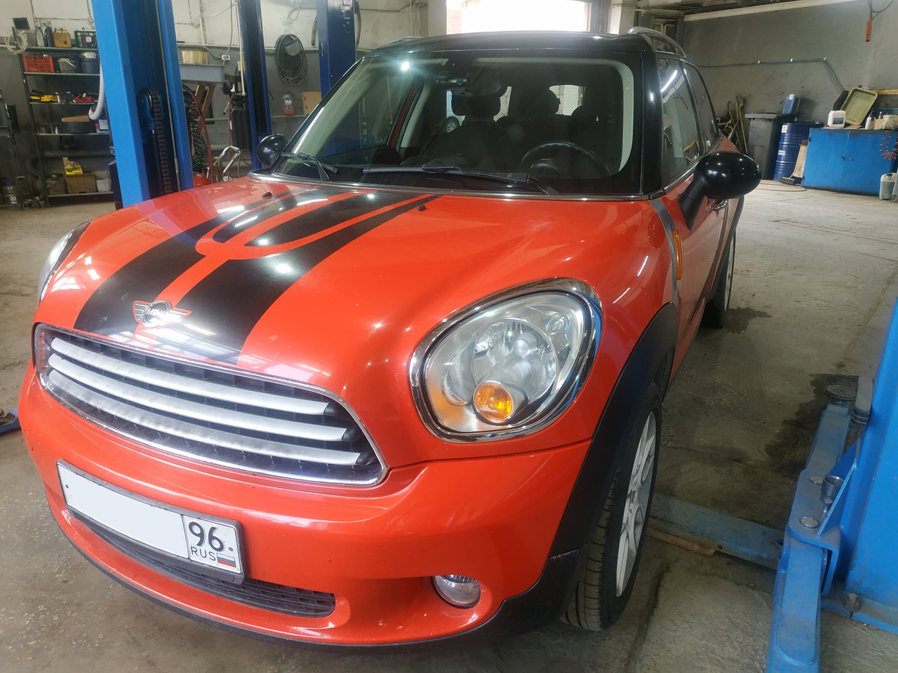 Mini Cooper R60 Countryman 2012