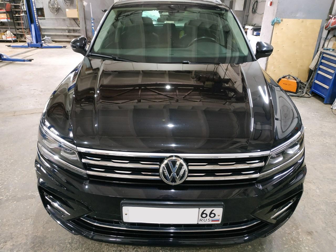 Volkswagen Tiguan II 2018 г.в.