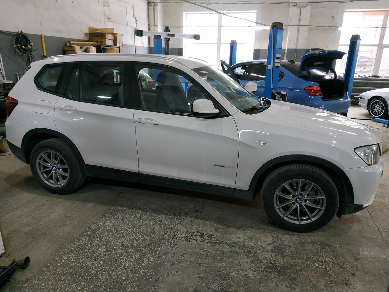 BMW X3 F25 20d 2011 г.в.