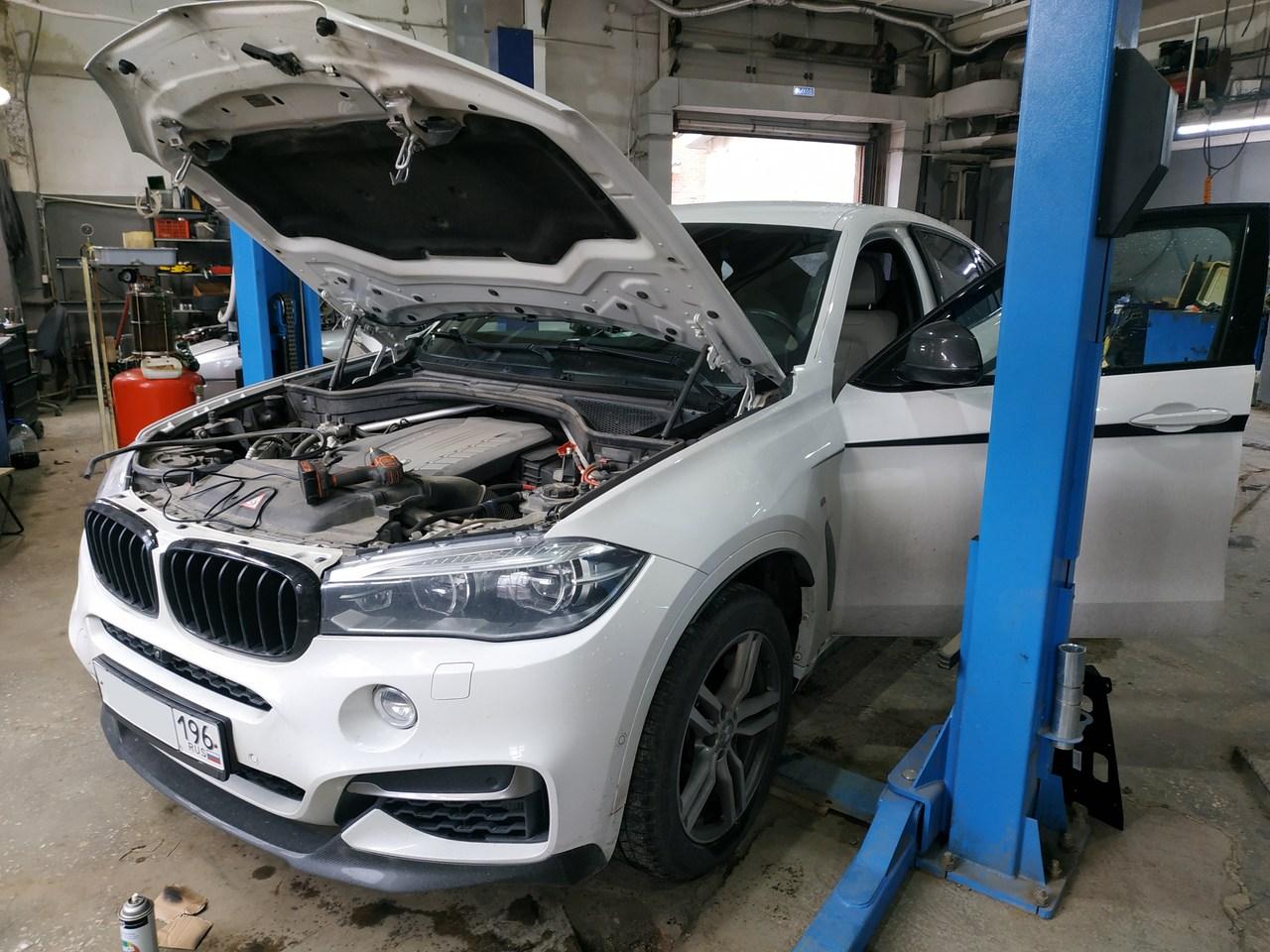 BMW X6 F16 2015 г.в.